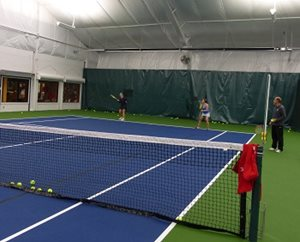 Ladies Tennis Camp